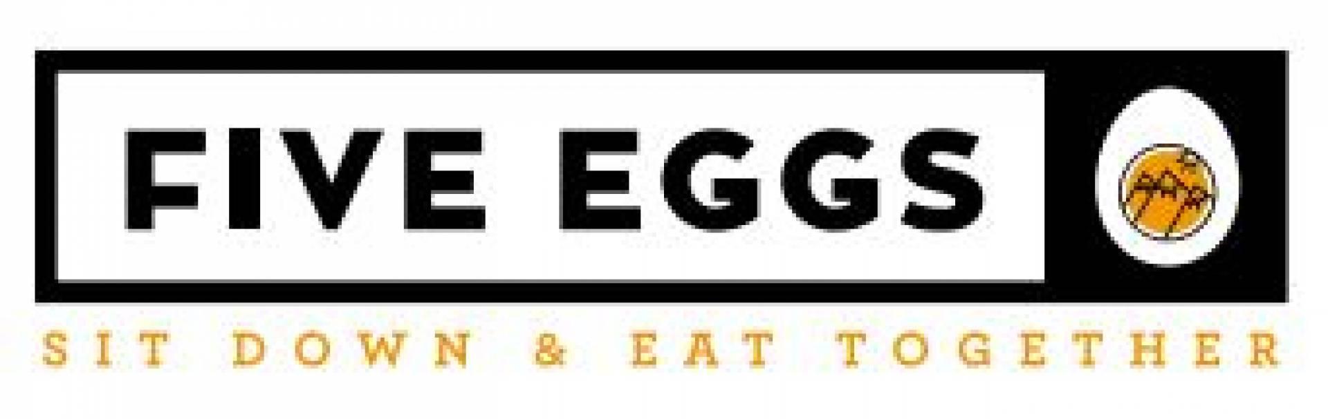Five Eggs Meals logo