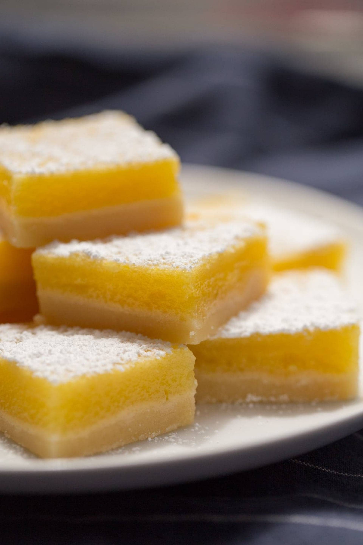 Jumbo Lemon Bar