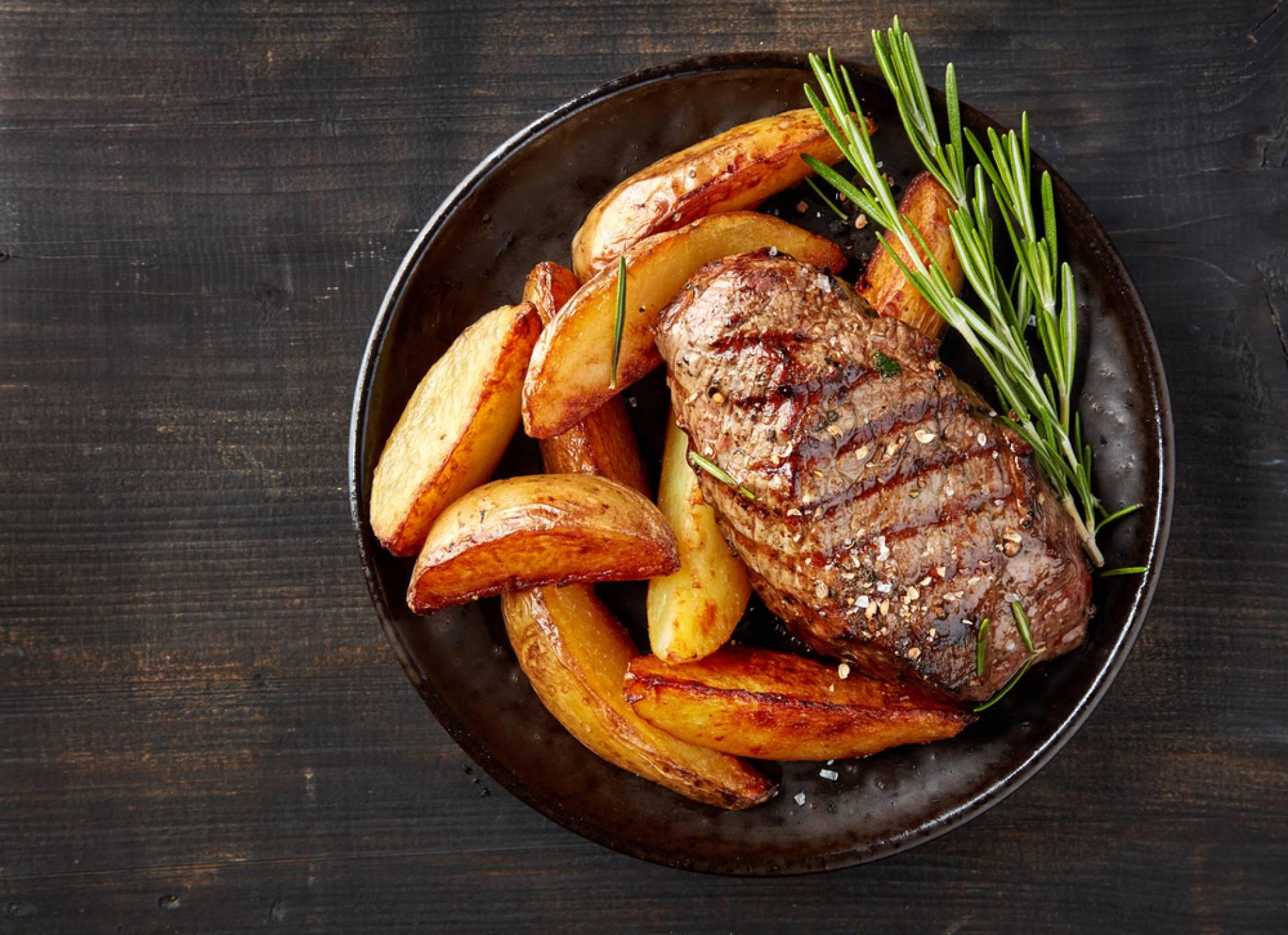 Whole30 Tuscan Steak
